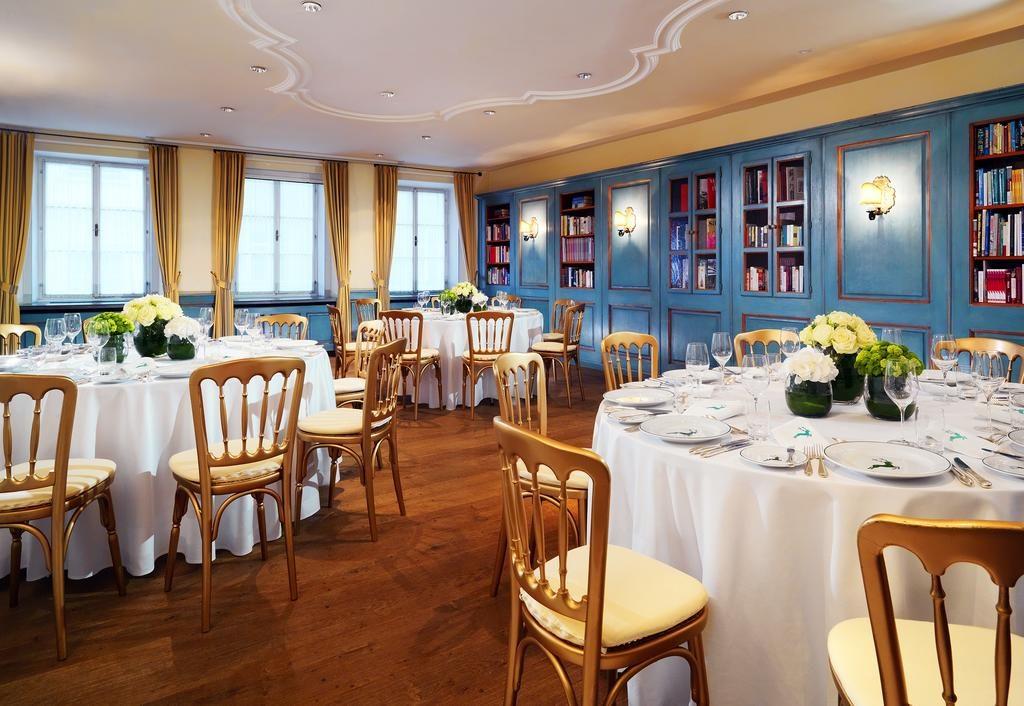 Отели на Гетрайдегассе: Hotel Goldener Hirsch