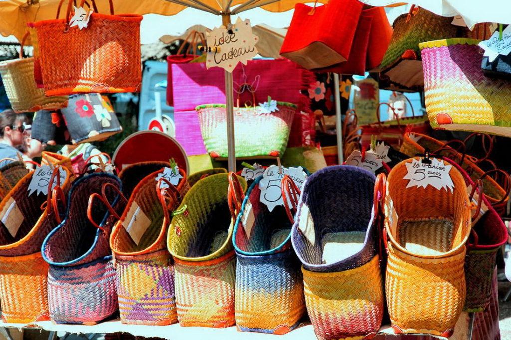 Подарки и сувениры из Прованса (Апт, Франция)