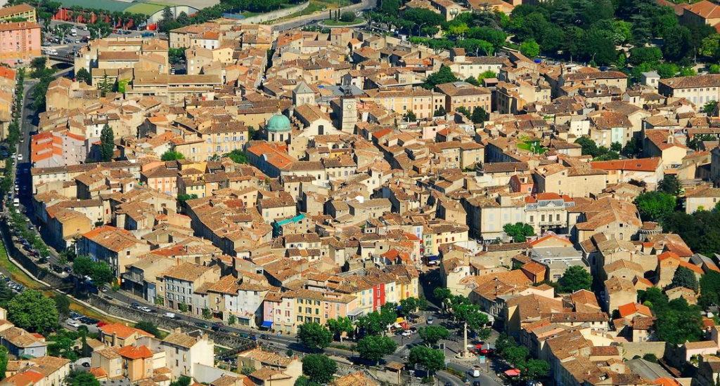 Достопримечательности Апта (Прованс, Франция)