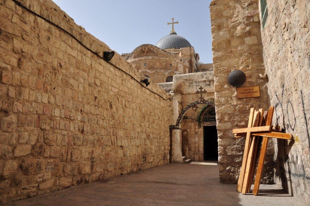 Что посмотреть в Иерусалиме - Дорога Скорби (Via Dolorosa)