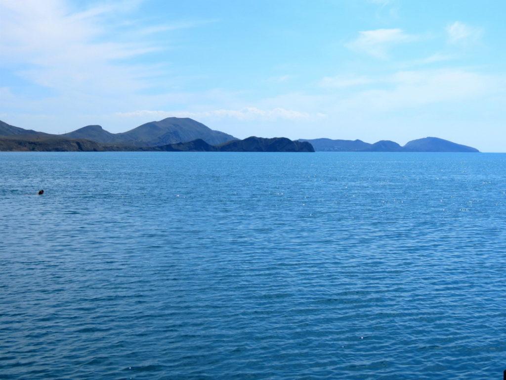 Морские прогулки из Коктебеля - цены, фото, отзывы
