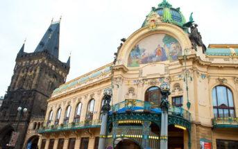 Нове Место — район театров, музеев и недорогих отелей в центре Праги