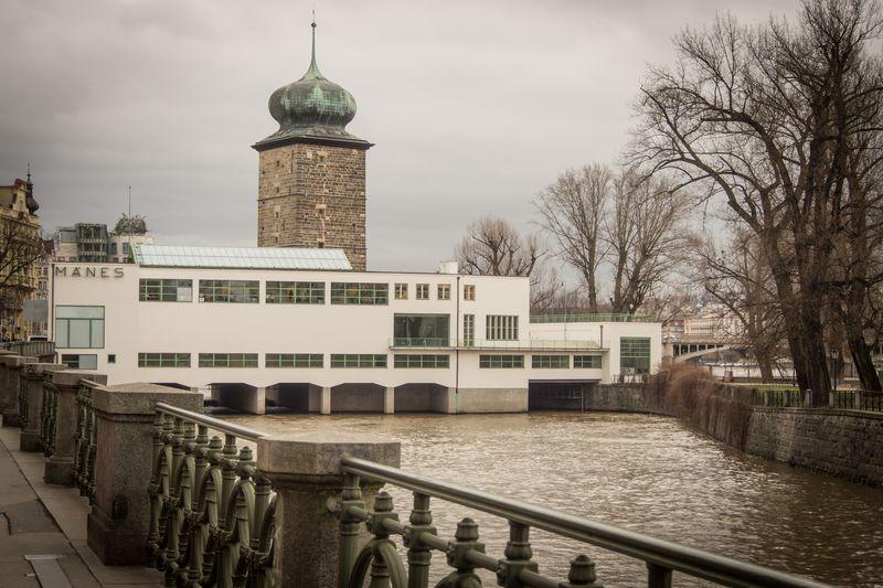 Галерея Манес (Нове Место, Прага)