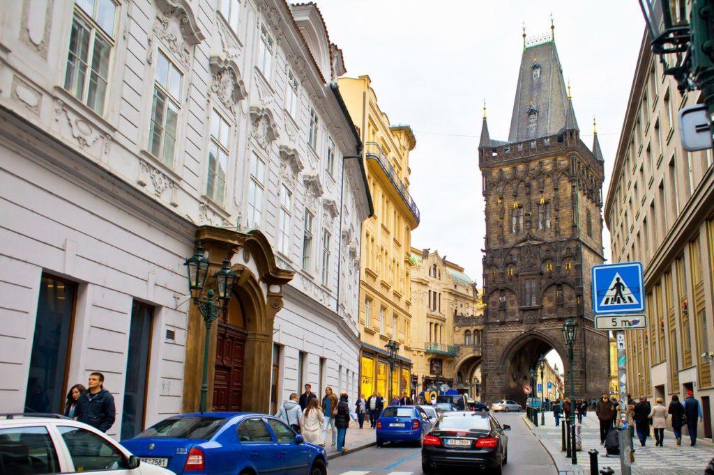 Новоместская башня (Нове Место, Прага)