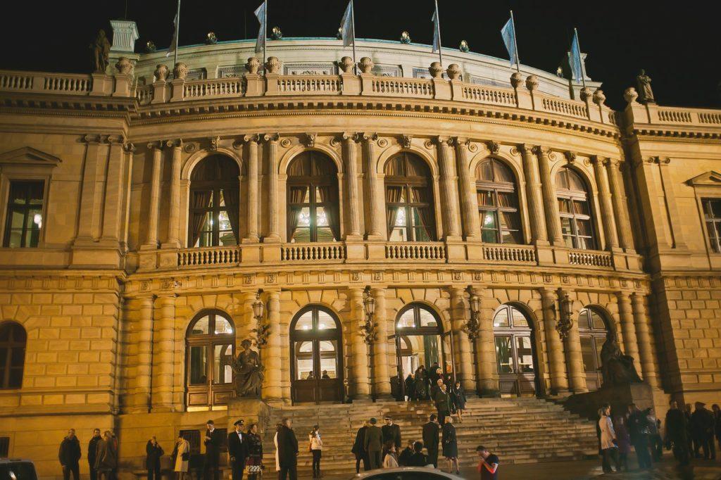 Национальный театр (Нове Место, Прага)
