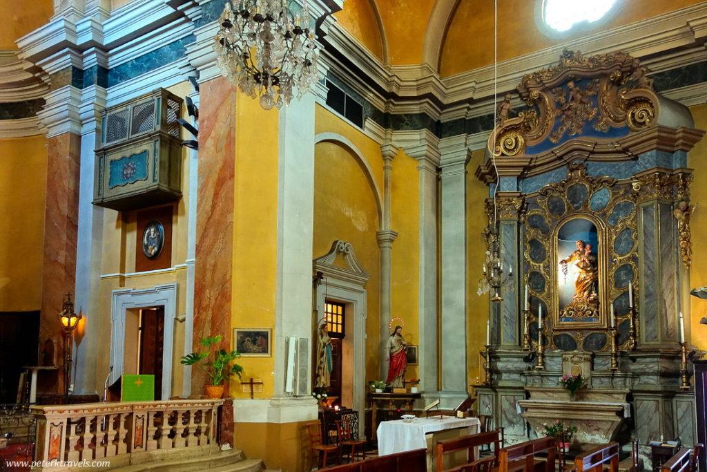 Часовня Святого Петра (Вильфранш, Франция)