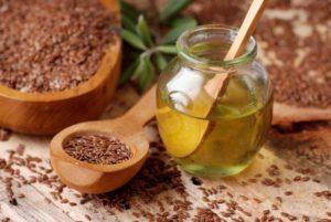 Льняное масло - полезные свойства для здоровья