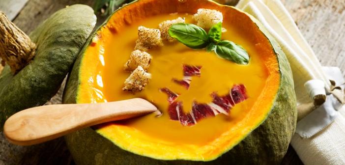 Крем-суп из тыквы с семечками — рецепт приготовления, состав