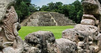 Города майя за пределами Мексики
