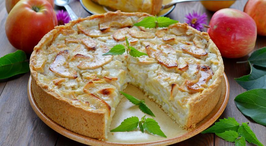 Цветаевский пирог с яблоками: ингредиенты и пошаговый рецепт