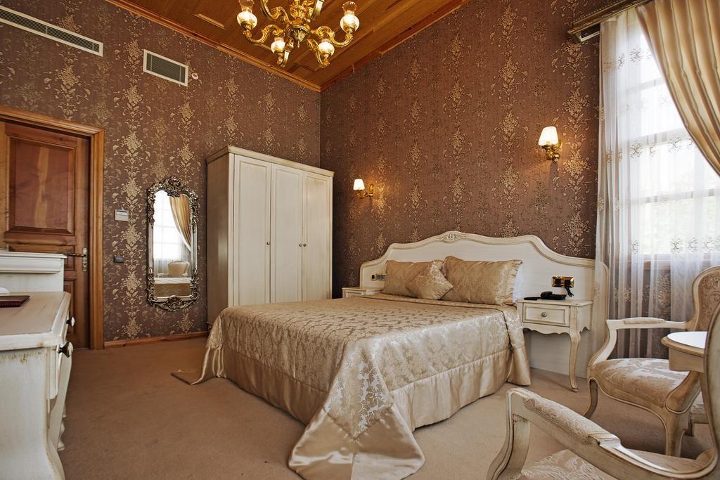 Ada Palas Hotel Buyukada (Принцевы острова, Стамбул)