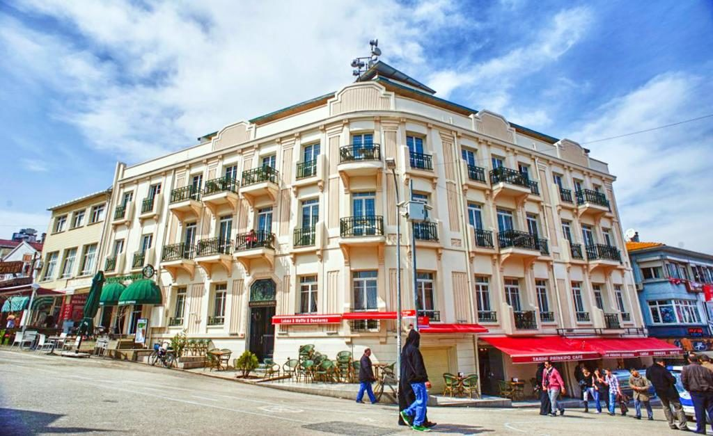Buyukada Princess Hotel (Принцевы острова, Стамбул)