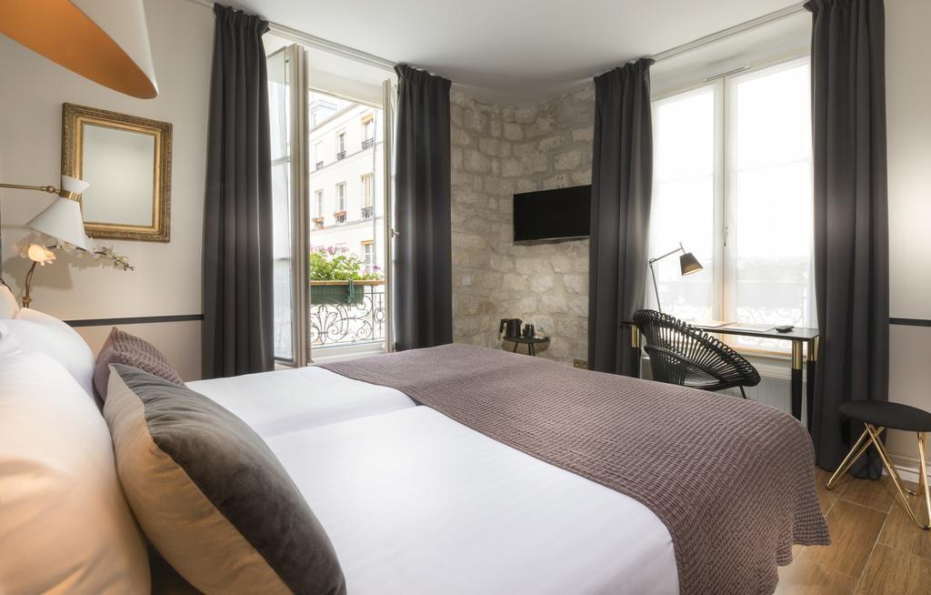 Отель Hôtel Jeanne d'Arc Le Marais (площадь Вогезов, Париж)