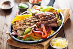 Какие ингредиенты потребуются для мексиканского фахитос?