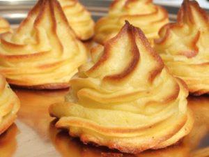 «Картофель герцогини» — рецепт приготовления