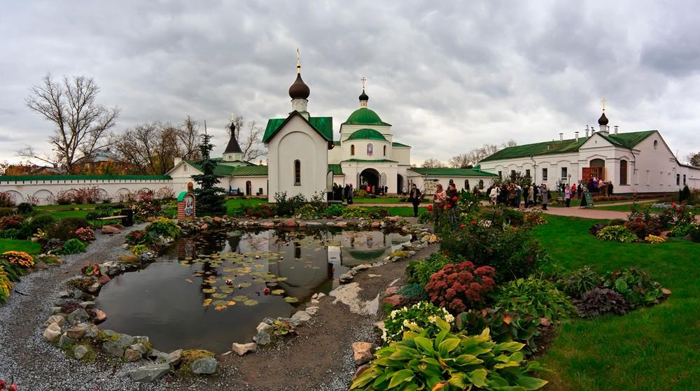 Спасский мужской монастырь (Муром, Россия)