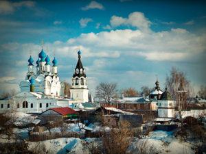 Добро пожаловать в Муром! (Владимирская область, Россия)