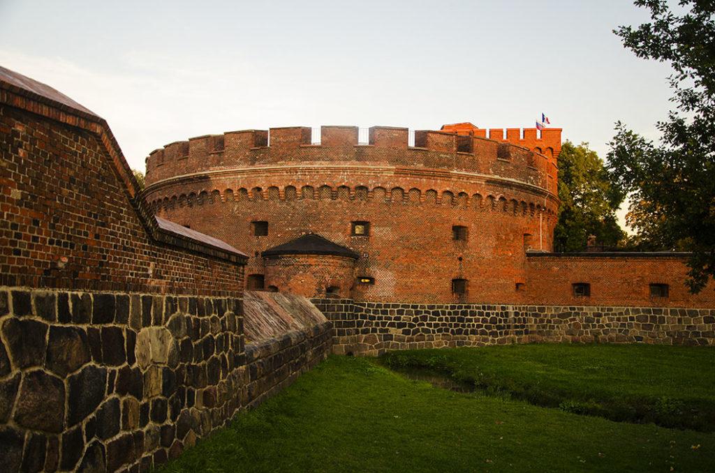 Экскурсия «форты Кёнигсберга» — маршрут и впечатления