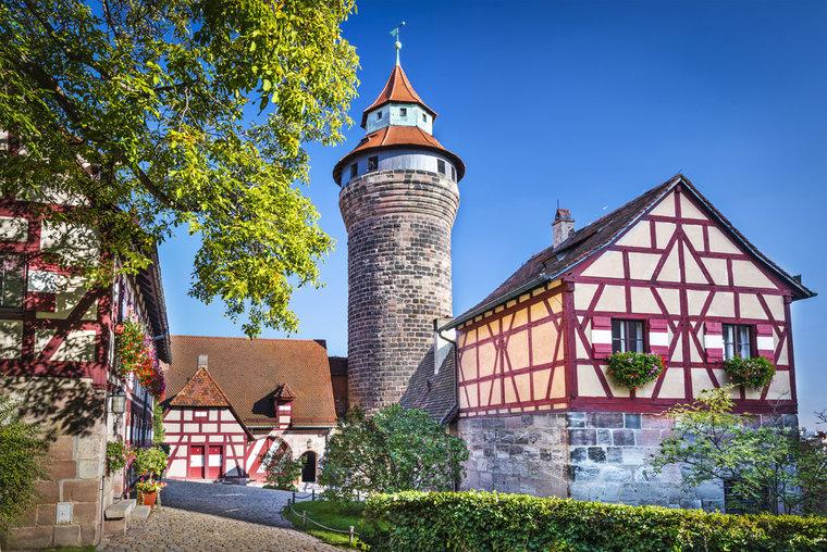 Куда можно съездить из Мюнхена: Нюрнберг