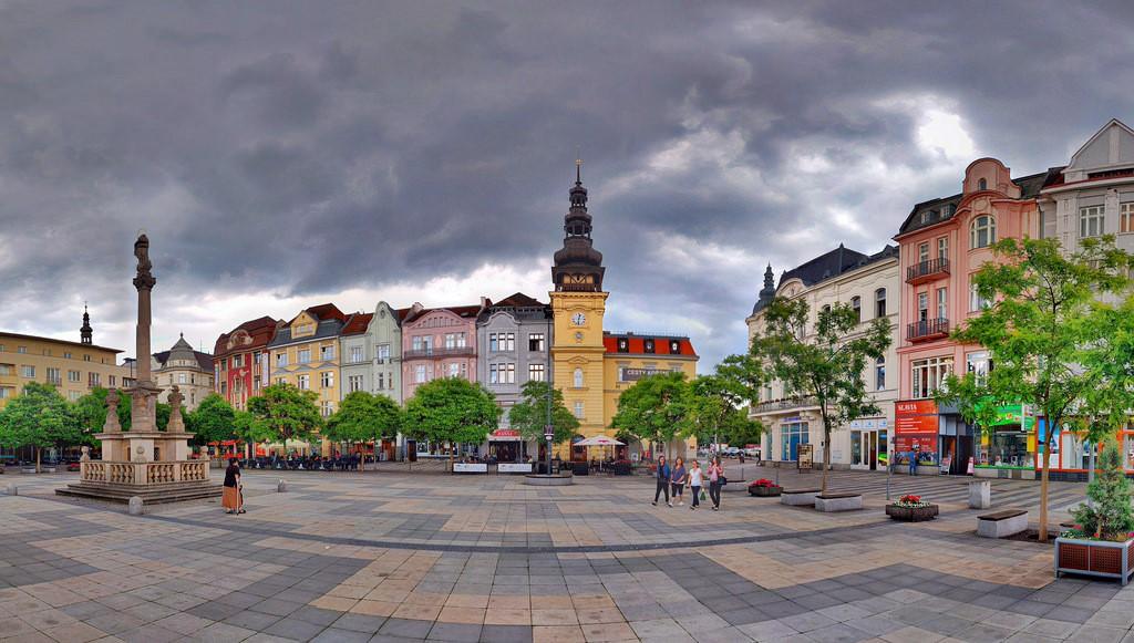 Острава (Чехия) - достопримечательности, фото