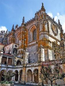 Достопримечательности Томара: монастырь и крепость