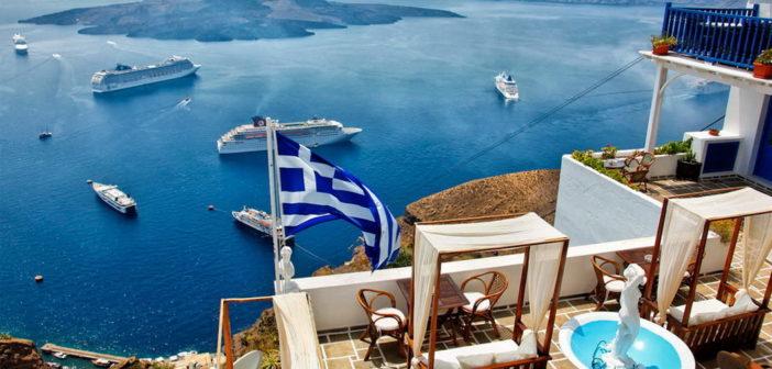 Остров Санторини: как добраться из Москвы и Афин
