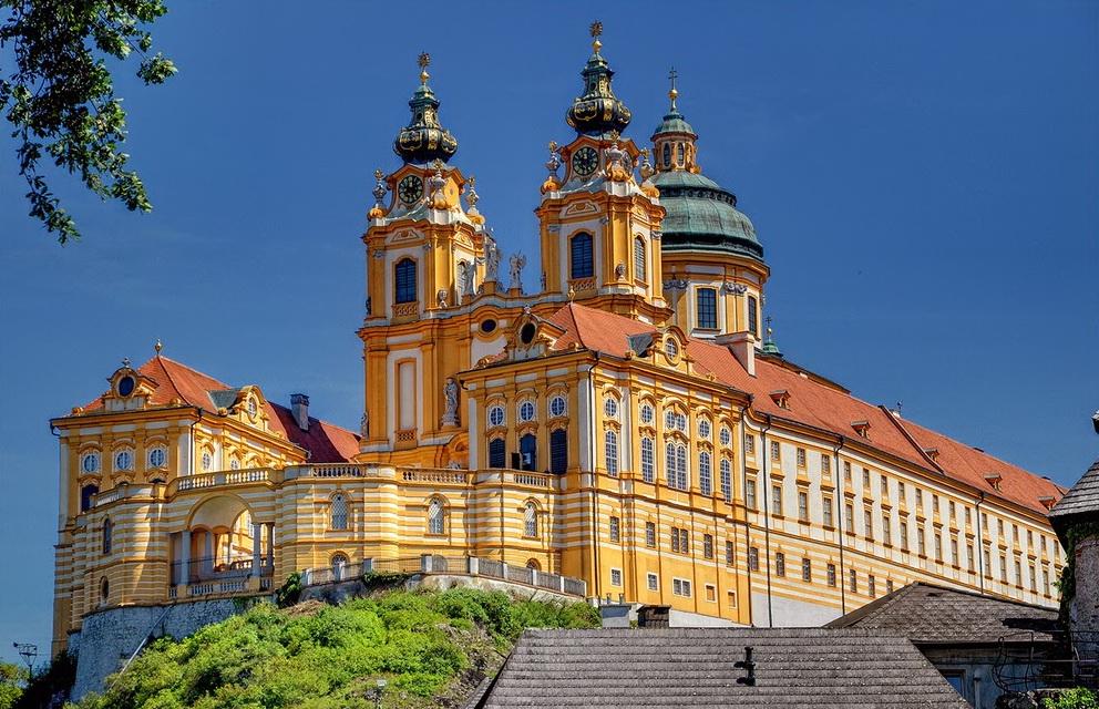 Интересные поездки из Вены на один день: аббатство Мельк