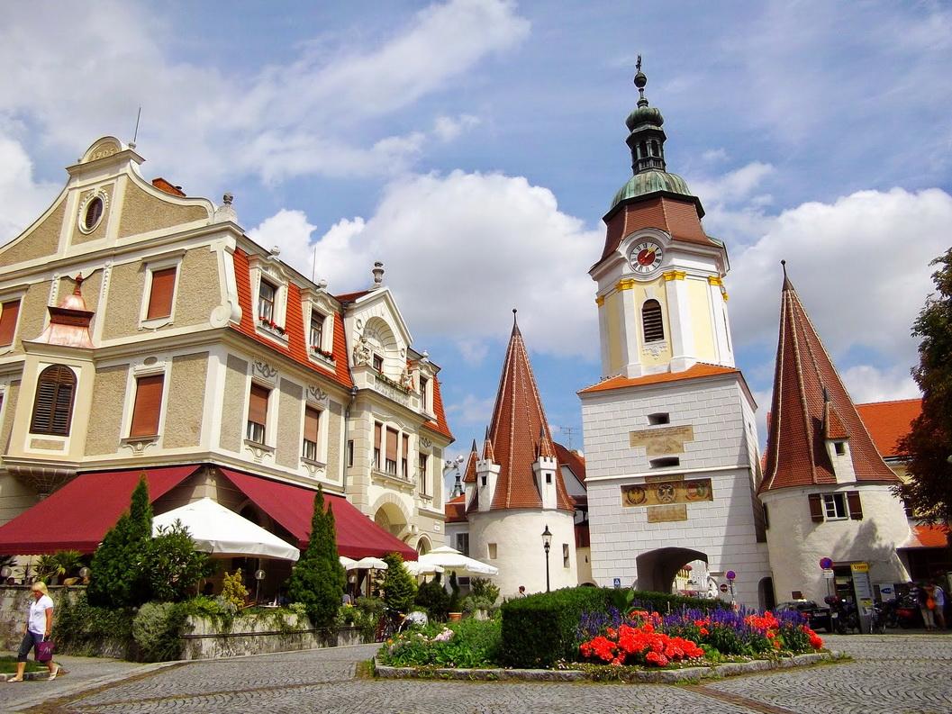 Куда съездить из Вены на один день: Кремс на Дунае