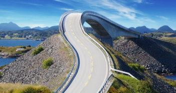 Атлантическая дорога, Норвегия: где находится, что посмотреть