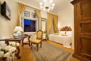 Отель Charles Bridge Palace недалеко от Карлового моста, Прага
