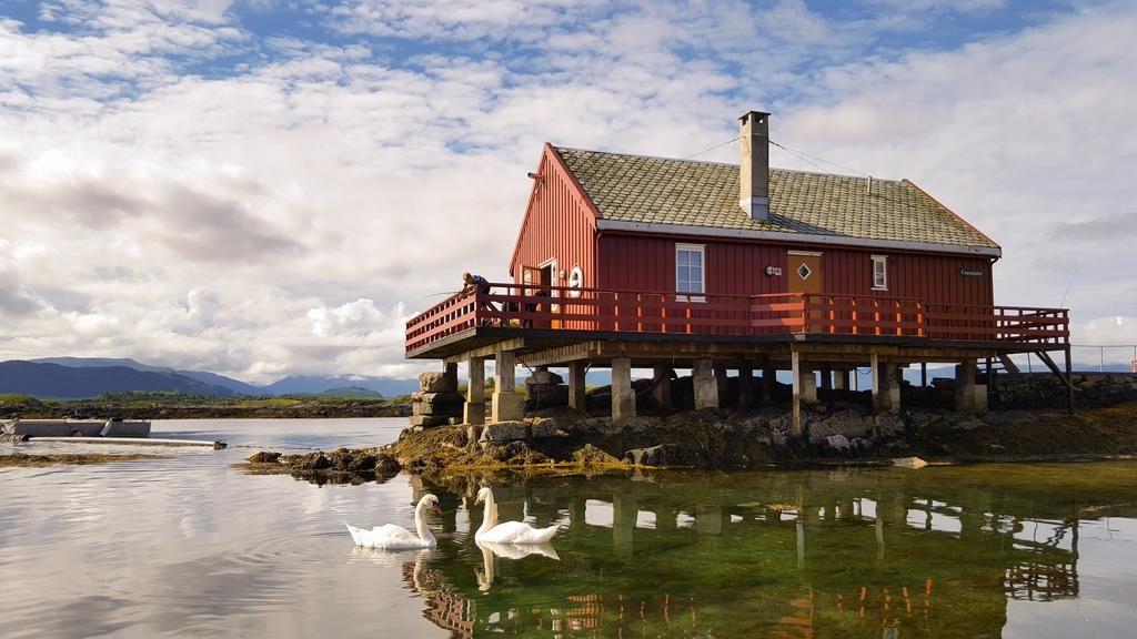 Отель Håholmen Havstuer (о-в Хохолмен, Норвегия)