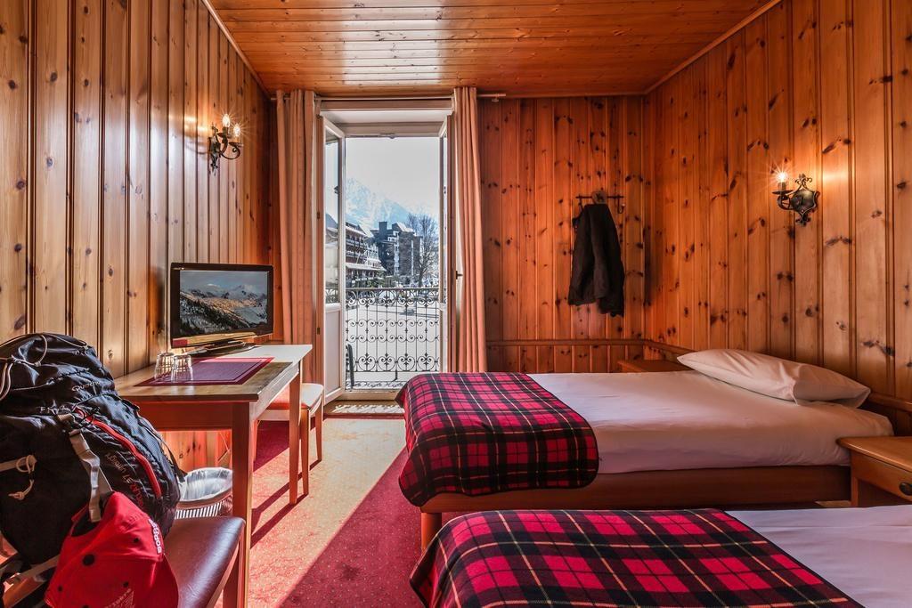 Как доехать и где жить в Шамони: Hotel Le Chamonix