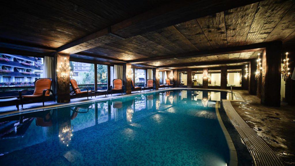 Где остановиться в Церматте: Wellness Hotel Alpenhof