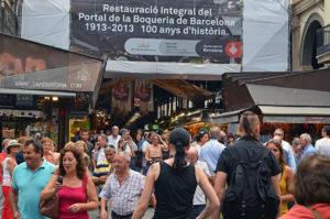Рынок Бокерия, Барселона: адрес, чем знаменит, как добраться