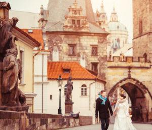 Где находится Карлов мост в Праге