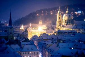 Как празднуют Рождество в Праге