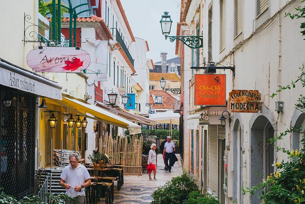 Куда съездить из Лиссабона на один день: курорт Кашкайш