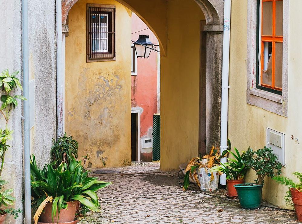 Куда можно съездить из Лиссабона: Старый город Синтры