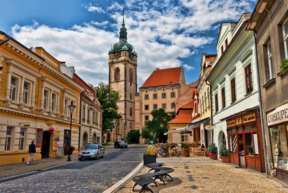 Куда съездить из Праги - индивидуальные экскурсии из Праги в замок Мельник