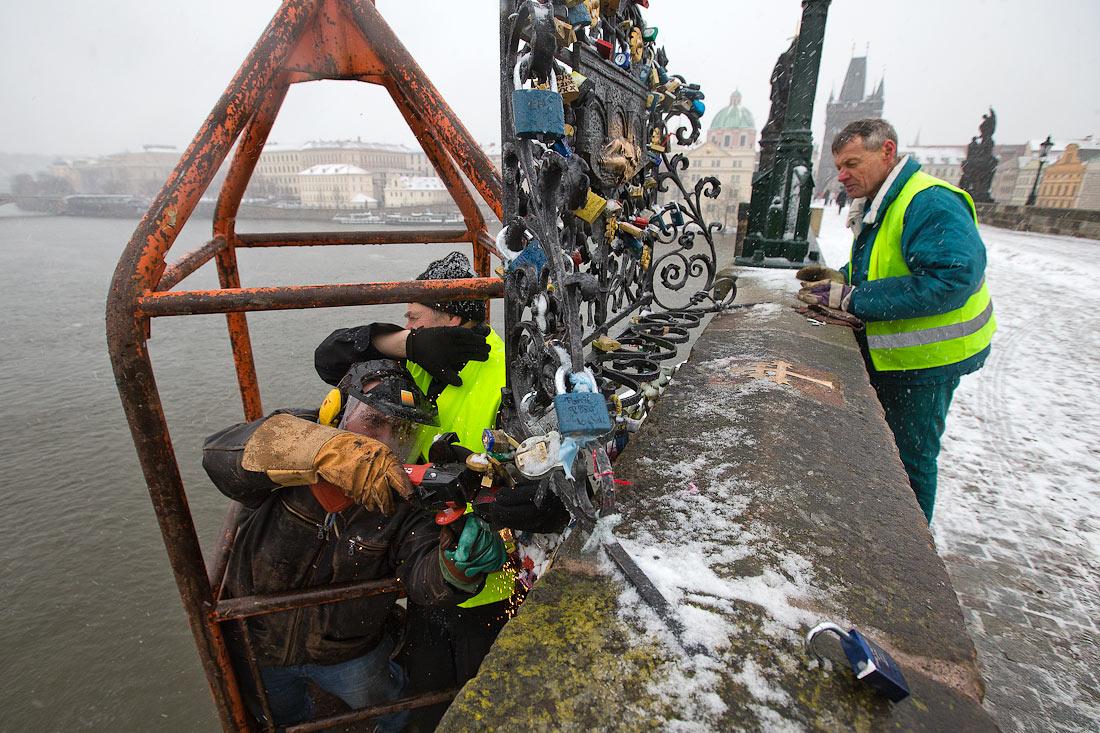 Как попасть на Карлов мост в Праге