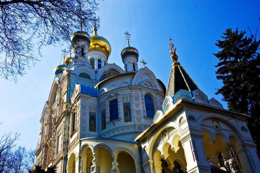 Достопримечательности Карловых Вар: Петропавловская крепость
