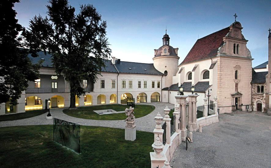 Достопримечательности Оломоуца: Архиепископский дворец