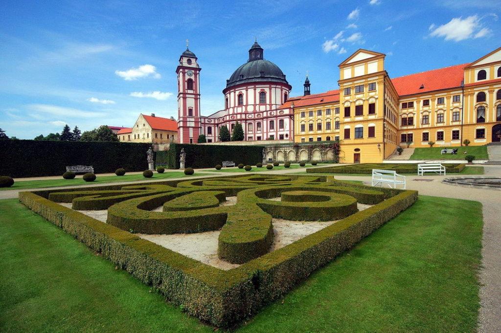 Замок Кромержиж — одно из самых интересных мест Оломоуца!