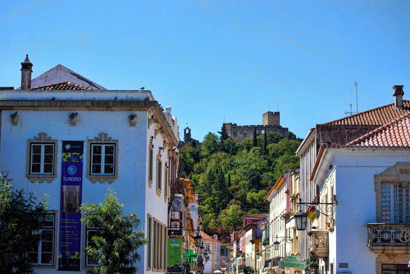 Как добраться в Томар, Португалия
