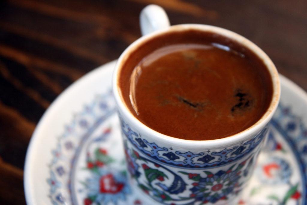 Кофейни Стамбула: Где выпить вкусный кофе в Стамбуле