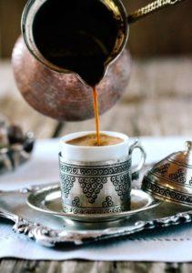 Традиционный турецкий кофе: рецепт приготовления и подача