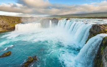 Водопад Годафосс, Исландия (ФОТО): где находится, как добраться