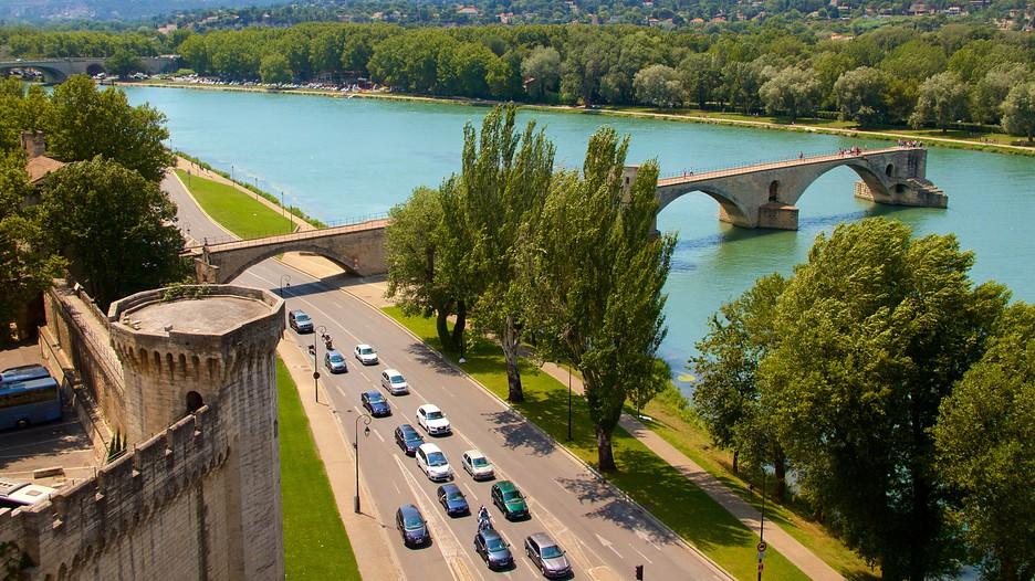 Что посмотреть в Авиньоне, Прованс, Франция прованс 10 лучших городов Прованса avignon provence