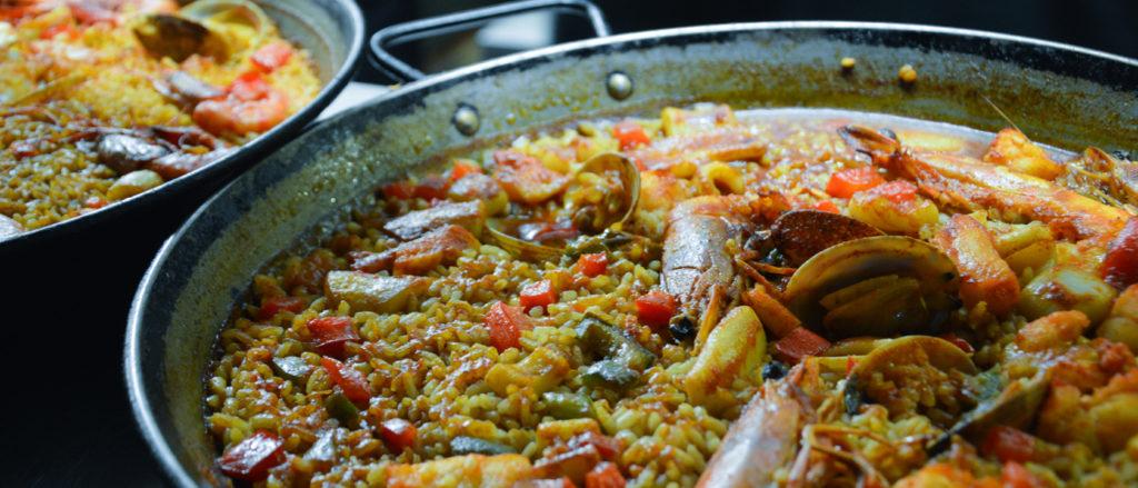 Что попробовать в Барселоне: паэлья с морепродуктами