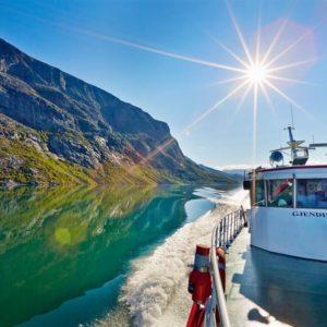 Бессеген, Норвегия: расположение, описание маршрута, проживание